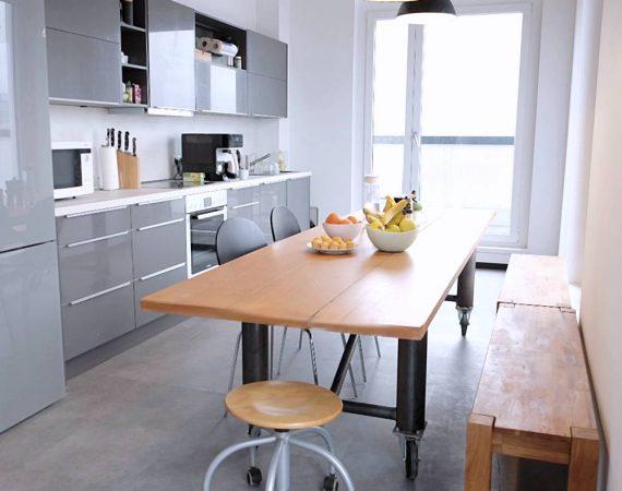 Coworkingspace Küche