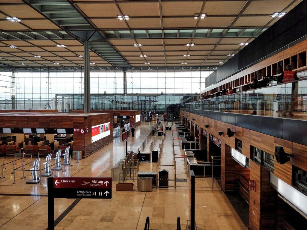 Meetingraum am Flughafen BER